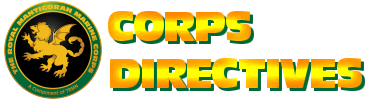 Corps Directives